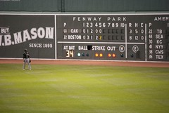 Bottom of the Fifth (atdelisle) Tags: game sports boston baseball redsox landmark fenway ballpark