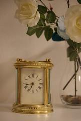 carrage clock 143