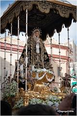 Soledad de Mena (JJMayorga) Tags: soledad mena coronacin cofradasmlg coronacinsoledadmena