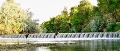 2013-05-22 19-15-54 (Sergey Ryazantsev) Tags: park summer water landscape utah dam      jordanriverparkway