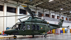 Irish Aer Corps AW 139 (Dubspotter2015) Tags: ireland irish army aviation military air hangar helicopter corps soldiers augusta rangers westland troops blades rotors augustawestland aercorps aw139