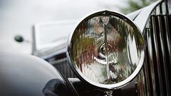 Illumination by Marchal (Eric Flexyourhead (shoulder injury, slow)) Tags: canada detail car zeiss french shiny bc bokeh britishcolumbia chrome headlight headlamp northvancouver bugatti 169 fragment waterfrontpark shallowdepthoffield 2016 marchal 55mmf18 italianfrenchcarbikefestival sonyalphaa7 zeisssonnartfe55mmf18za