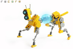 RECORE Puppy Doge. (Lego Junkie.) Tags: puppy lego xbox doge recore