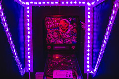 IMG_6563 (CassinStacy) Tags: new mystery museum mexico wolf neon spooky fantasy meow fe trippy sante