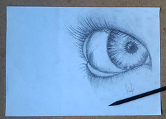 Drawing Eye (mefefirat) Tags: eye art tattoo illustration pencil ink pencils sketch artist arty arte drawing sketching arts drawings sketchbook sketchs draw draws inked pencilart pencildrawing eyeart eyedrawing