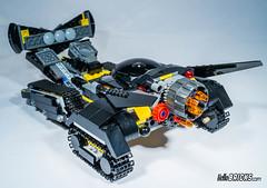 Lego 76055 - DC Comics - Killer Croc Sewer Smash (gnaat_lego) Tags: test lego review batman dccomics katana critique redhood killercroc 76055 gnaat captainboomerang hellobricks killercrocsewersmash