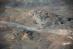 Walking in a Volcano on the Big Island of Hawaii (Gail K E) Tags: usa volcano hawaii lava nikond50 crater caldera bigisland hawaiivolcanoesnationalpark desolate volcanic kilauea magma volcanicash rupture tectonicplates activevolcano hawaiianislands earthscrust