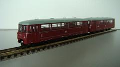 VT2.09 113 DR BRAWA Sound  Bericht (vollerbm) Tags: modelleisenbahn spurn modellbahn brawa ferkeltaxe vt209 1zu160