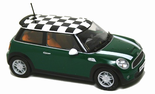 Airfix Mini Cooper S
