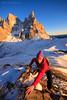 Costazza (Nik!) Tags: tramonto neve autunno vezzana paledisanmartino enrosadira baitasegantini cimondellapala travignolo costazza