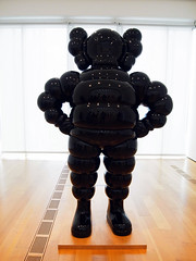 "KAWS ""Down Time"" - High Museum Of Art"