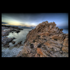 The Soul of Rock on the Wind (R.o.b.e.r.t.o.) Tags: sardegna sunset sea italy italia tramonto mare sardinia roberto lamaddalena nikond700 hdr7raw