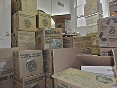 Boxes (btusdin) Tags: cardboard boxes cardboardboxes odc boxstack