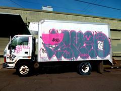 Remio (Burger Villain) Tags: portland graffiti kts 2011 vts remio