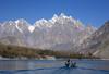 Attabad Lake,Hunza,Northern Pakistan (kukkaibkk) Tags: pakistan karakoram wow1 wow2 wow3 wow4 wow5 flickrtravelaward