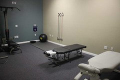 PT Room & Open Adjusting area