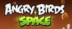 Angry Birds Space - Logo