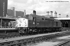 c.1981 - Sheffield Midland. (53A Models) Tags: train diesel railway britishrail southyorkshire class40 sheffieldmidland 1coco1 40049