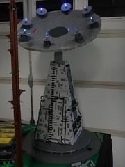 WIP Edor (brickplumber) Tags: starwars legostarwars fbtb lifelites endorshieldgenerator