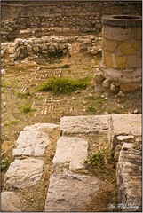 Pavimiento (Art.Mary) Tags: espaa castle canon andaluca spain ruins ruinas espagne chteau castillo jan ruines jabalcuz castillosantacatalina