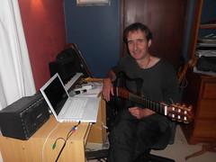 WORLD5 - Steffen Goeres - guitar (world5music) Tags: world5studio