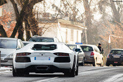 Lamborghini Aventador (Valkarth) Tags: white cars blanco coffee canon eos sunday dream fast voiture cc coche lp 5d lamborghini isis bianco blanc supercar dimanche reve mkii lambo eap valk 7004 hypercar aventador valkarth lp700 lp7004