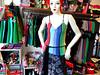 * serie pechera * bretel (pléyades-ropa tejida) Tags: color thread shirt cotton seda ropa remera textil algodon tejida musculosa pleyades
