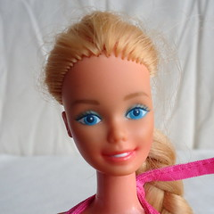 Twirly Curls Barbie 5579 1982 (wuuloo) Tags: barbie curls twirly 5579
