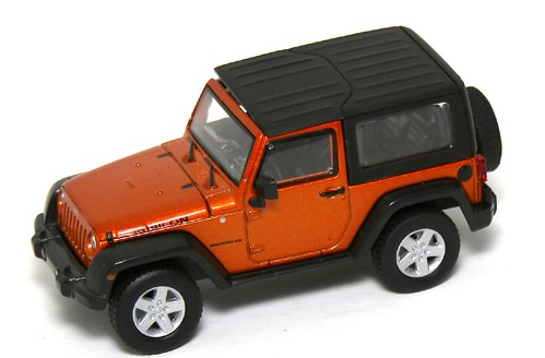 Greenlight Jeep Rubicon