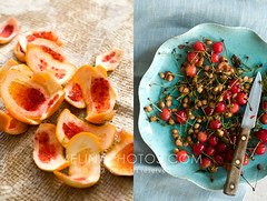 how sweet it is (mwhammer) Tags: fruit diptych colorful pieces sweet vibrant leftovers melinahammer bestfoodblogawards2012 bestfoodphoto lickingtheplateblog
