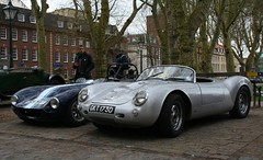 2004 FISHER FURY R1 - 1966 PORSCHE SPYDER 550 (shagracer) Tags: classic cars sports car vw race james body dean convertible racing spyder replica technic porsche fisher vehicle r1 bodies fury adc racer alloy roadster 550 queensquare drophead spyder550 bristolcarmeet