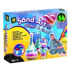 Sand Art - Glitter and Glow