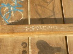 AFROE (Billy Danze.) Tags: chicago graffiti afro rip 42 kym afroe