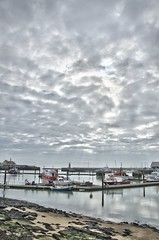 Ramsgate (Matt Bigwood) Tags: sun sunlight clouds boats kent seaside nikon harbour resort hdr ramsgate d7000 oloneo hdrengine
