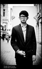 Shaun, Hockley, Nottingham 65/100 (The Urban Scot) Tags: portrait strangers streetportrait stranger inspiredby dougliz nottingham35mm 100strangers d5100 nikkor35mm18 nikond5100 pmcconnochie