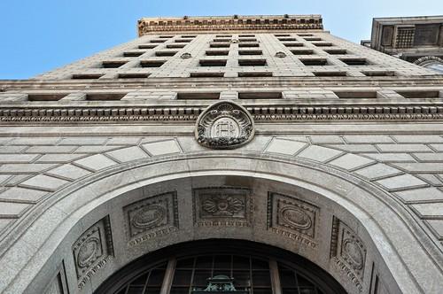 Hamilton Building Entrance