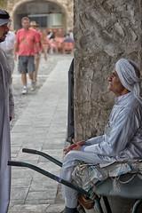 Little rest.. (    , ) Tags: life old man work canon gulf d hard human 600 souq  doha qatar t3i qtr      600d   ameera   q6r     amoora   waqf