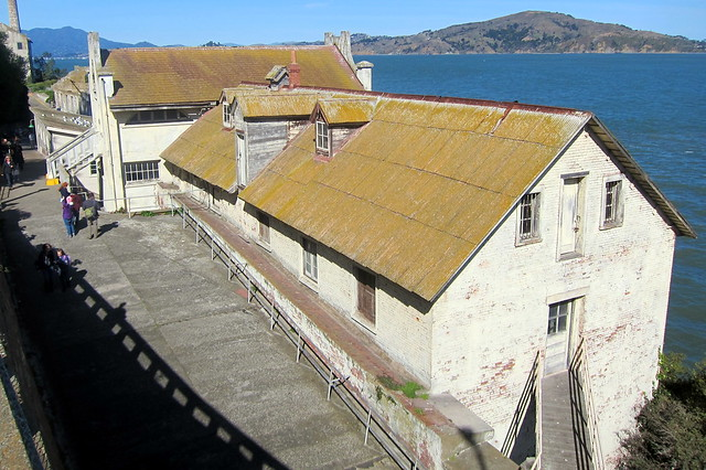 GuardhouseSan Francisco - Alcatraz: Military Guardhouse