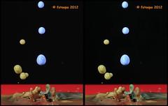 300526 (fotoopa) Tags: macro mirror stereoscopic stereophotography 3d crosseye crosseyed flight stereo thuis highspeed crossview 3dmacro highspeedmacro fotoopa frontmirror dslrstereo frontsidemirror crosseyedphotography