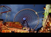 amusement park (redglobe*) Tags: light color colour night germany fun licht nikon roundabout carousel lux karussell münster carrusel lumen sendmünster d5100
