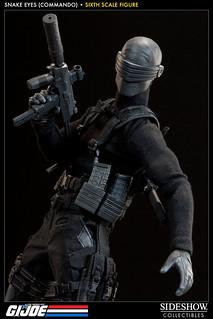 特種部隊『G.I. Joe』沈默的忍者『蛇眼』再度登場!