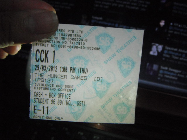 Movie Stub