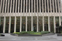 Spring: Corporate production (Bosc d'Anjou) Tags: newyork spring exxonbuilding 1251avenueoftheamericas
