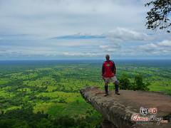 Cliff Near Anlong Veng - Preah Vihear.jpg