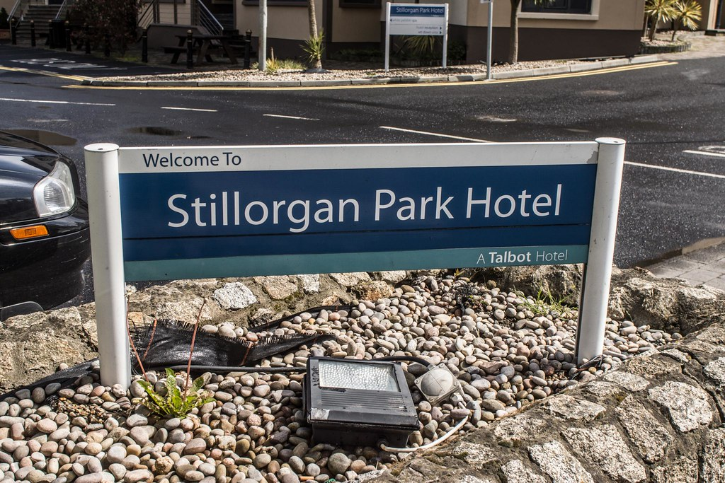 Stillorgan Park Hotel (Originally The South County Hotel)