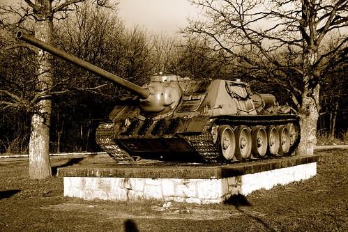 Tank, Dargov