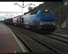 335.001 + 6001 + Tramesa (CARLOS123456) Tags: trenes 6001 comsa mercantes tramesa takargo 335001