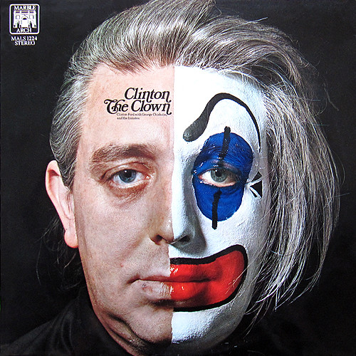 Clinton Ford - Clinton the Clown