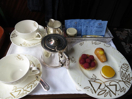 Venice-Simplon-Orient Express tea
