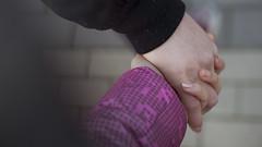 Warmth (Mariana Montes de Oca) Tags: hands peace warmth lover hold ico